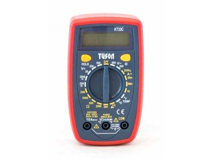 Digitální multimetr KT33C TUSON KT33C