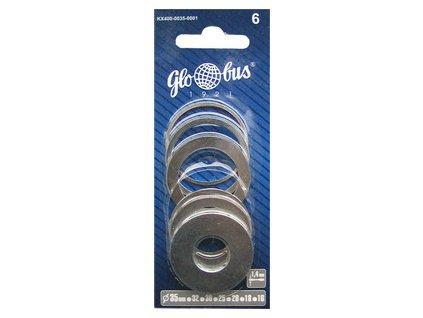 Redukční kroužky k pilovým kotoučům 35mm, zredukovaný průměr 32, 30, 25, 20,18, 16mm
