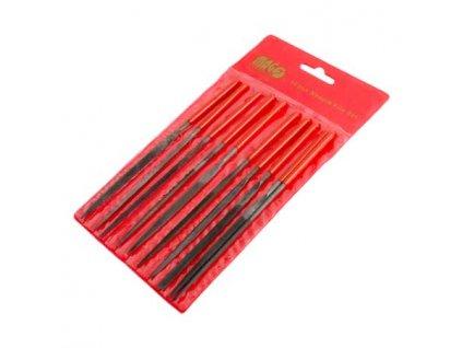 Sada jehlových pilníků - 10 ks MAGG NW00010