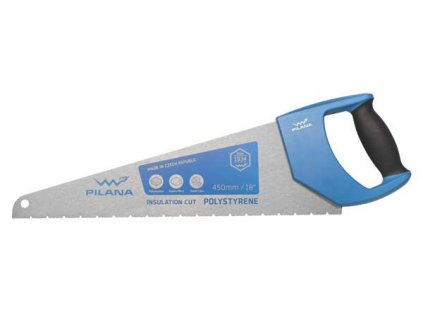 Pila na polystyren a izolační materiály 500 mm, Pilana
