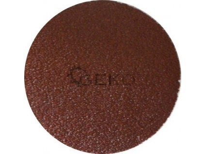 Brusný papírový výsek nalepovací (korund) - 125 mm / P80 GEKO nářadí G78604