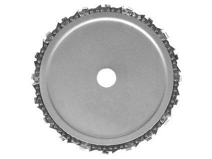 Kotouč pro úhlové brusky s pilovým ozubením 125x22,2 mm