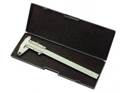 Posuvné měřítko nerez 150mm - plastový kufrřík