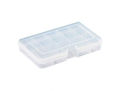 Plastový organizér 165x112x31 mm, 15 přihrádek MAGG PP101CTN