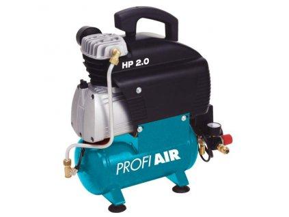 Olejový kompresor Nuair  6 l 1,5kW PROFIAIR PROFIAIR06