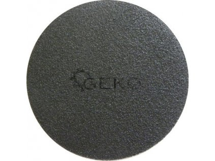 Brusný papírový výsek se suchým zipem (karbid křemíku) - 125 mm / P60