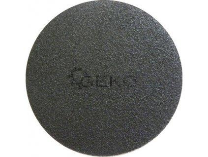 Brusný papírový výsek se suchým zipem (karbid křemíku) - 125 mm/ P80 GEKO nářadí G78423