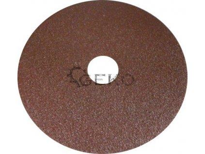 Fíbrový kotouč (korund) - 125x22,23 mm / P40