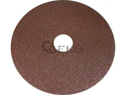 Fíbrový kotouč (korund) - 125x22,23 mm / P60