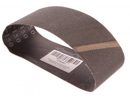 Nekonečný brusný pás do pásové brusky (karbid křemíku) - 75x457mm / P150 GEKO nářadí G78457