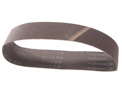Nekonečný brusný pás do pásové brusky (karbid křemíku) - 75x533 mm / P150