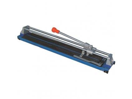 Řezačka na dlažbu a obklad s ložiskovým posuvem 600 mm - ocelovápodstava DEDRA 1150
