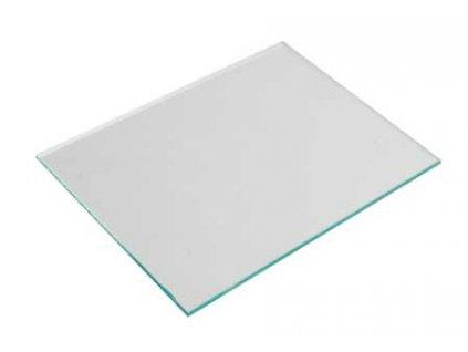 Svářecí sklo čiré 110x90 mm MAGG SS001