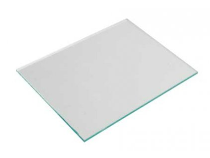 Svářecí sklo čiré 110x90 mm