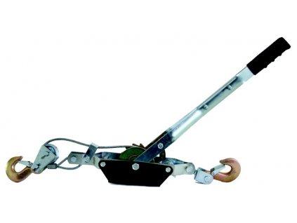 Kladkostroj lanový 4000 kg ocelové lano 1m průměr 5 mm SLOVAKIA Trend STKL4000