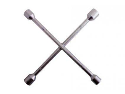 Klíč na kola křížový 17, 19, 21, 23 mm MAGG STKLKR01