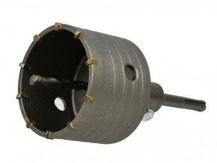 Vrtací korunka do betonu, SDS PLUS - 80mm GEKO nářadí G40002