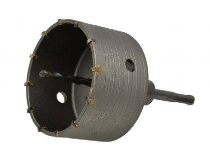 Vrtací korunka do betonu, SDS PLUS - 100mm GEKO nářadí G40005