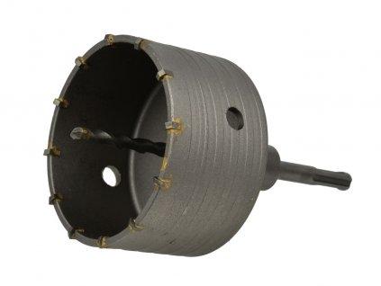 Vrtací korunka do betonu, SDS PLUS - 100mm