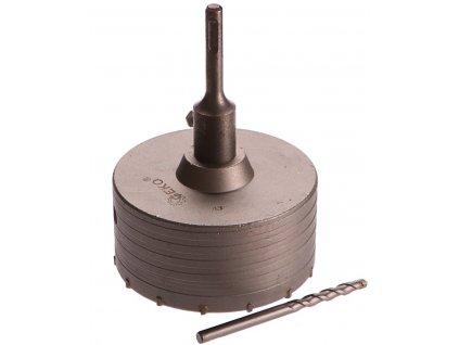 Vrtací korunka do betonu, SDS PLUS - 120mm GEKO nářadí G40006
