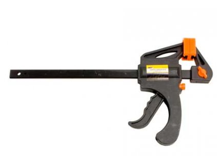 Jednoruční pistolová svěrka 150x63 mm