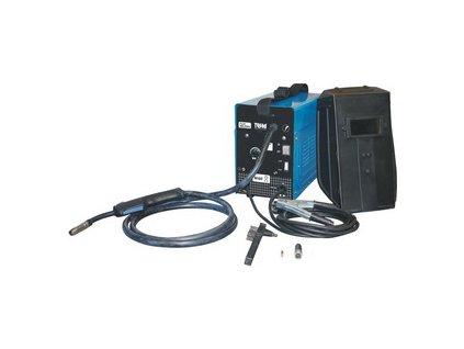 Svářecí stroj na samoochranný plněný drát Flux SV120-F  + lehká a přenosná, odpadá potřeba CO2 lahve