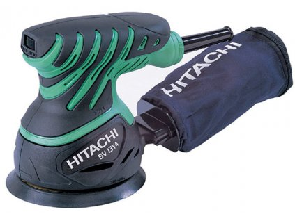 Excentrická bruska Hitachi SV13YA; kotouč 125 mm