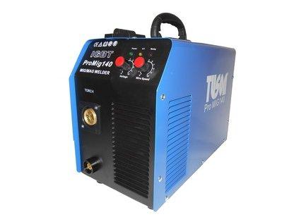 Poloautomatická jednofázová svářečka MIG/MAG LIBRA 140A TUSON SV140-M