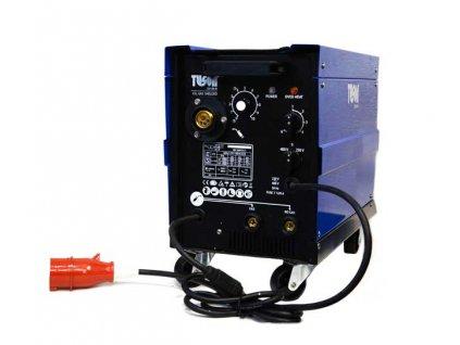 Svářecí stroj pro sváření MIG/MAG SV190-R  + redukce 230 V / 400 V ~ 50 Hz a veškerá kabeláž