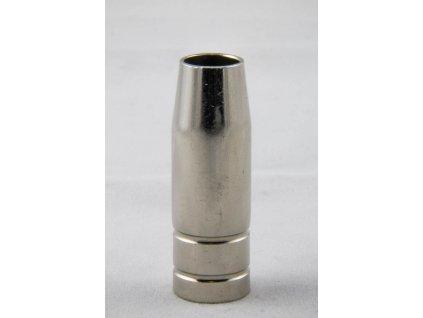 Kryt (hubice) hořáku MIG, délka 53 mm, pr. 12 mm