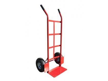 Transportní vozík - rudl s bantamovými koly, nosnost 200 kg