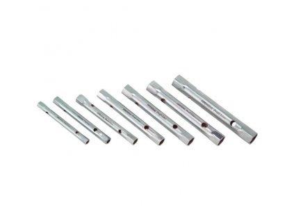 Sada trubkových nástrčných klíčů 6-19mm
