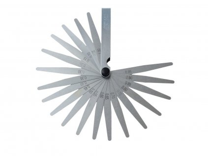 Spárové měrky 20 plátků 0,05-1mm GEKO nářadí G02739