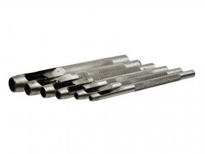 Sada 6ks děrovačů GEKO nářadí G01820