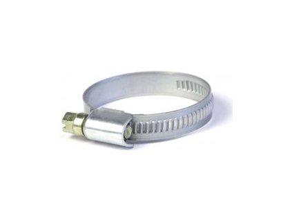 Šneková hadicová spona 16-27mm W1