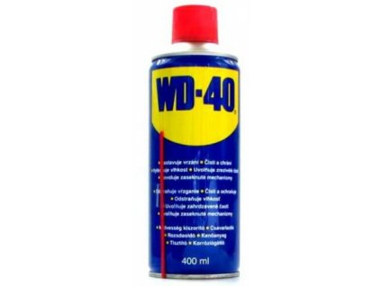 WD-40 400 ml univerzální mazivo