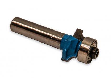 Fréza do dřeva - D=19, H=8, L=51, R=6, B=12, S=8mm MAGG WJ008