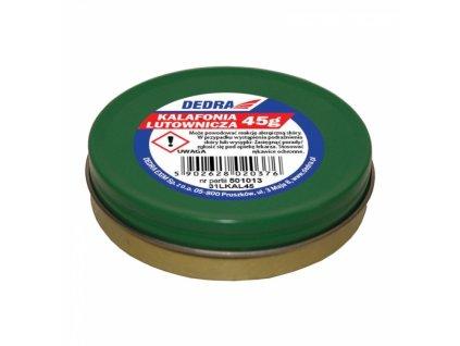 Kalafuna pro pájení 45 g DEDRA 31LKAL45