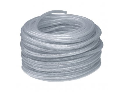 Vzduchová hadice ke kompresoru PVC 10x15mm, metráž PANSAM A540103