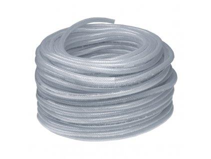 Vzduchová hadice ke kompresoru PVC 12x17mm, metráž
