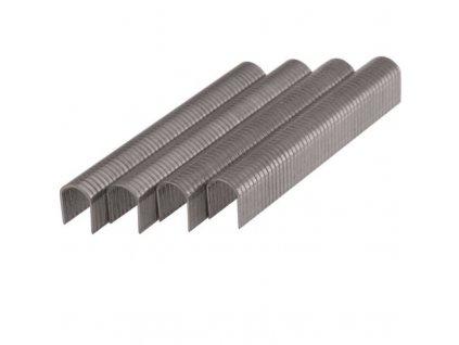 Nastřelovací spony do sponkovačky na kabely 12 mm 1000 ks tlouštka 1,2 vz. D11U