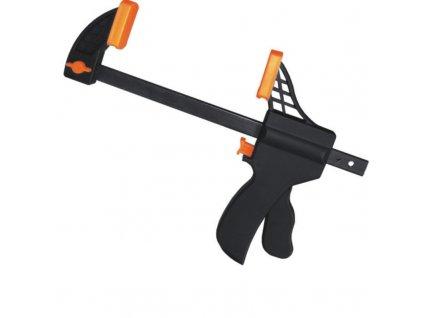 Truhlářská svěrka 300x65 mm, nylon, pistolová