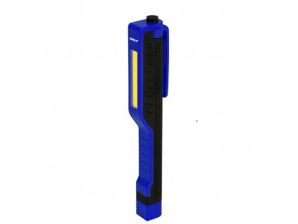 Cob led svítilna 3W na baterie s klipsnou DEDRA L1003