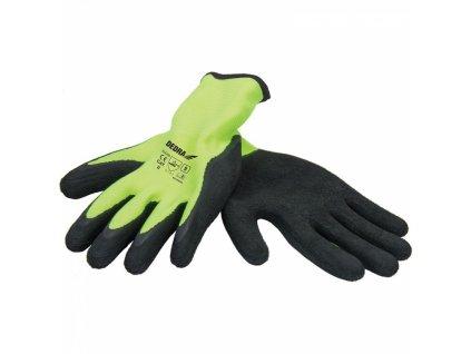 Pohodlné a prodyšné pracovní rukavice , vel. 10 DEDRA BH1007R10