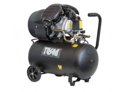 Olejový dvouválcový kompresor 2,2kW; 3,0HP s 50l nádrží