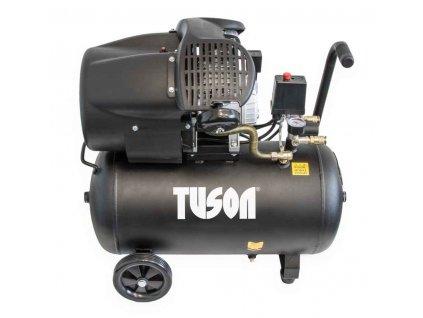 Olejový dvouválcový kompresor 2,2kW, 3,0HP s 50l nádrží