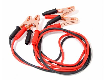 Kabely startovací 200 A  2,5m 100% měď ZIPPER BAG Compass 01112