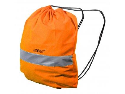 Batoh reflexní S.O.R. oranžový Compass 01748