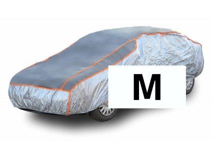 Ochranná plachta na auto proti kroupám M 430×165×119cm Compass 05980