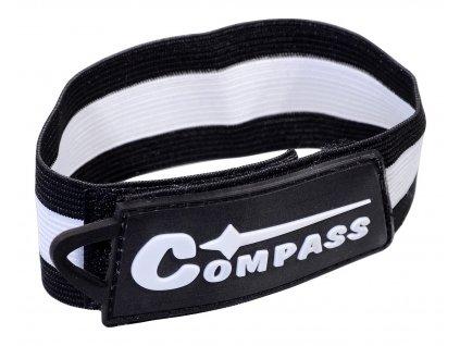 Pružný cykloupínač BLACK Compass 12206
